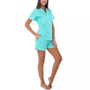 NWT - Women's 100% Cotton Pajama Set